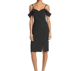 NEW ADELYN RAE SHELBY OFF SHOULDER COCKTAIL DRESS